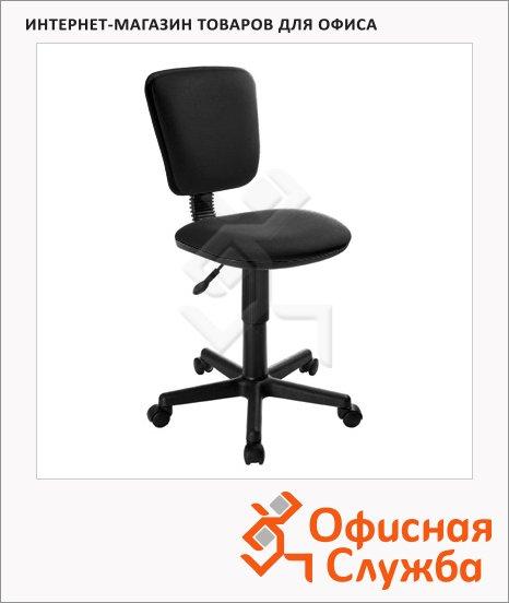 Кресло офисное Бюрократ CH-204NX ткань, крестовина пластик, черная