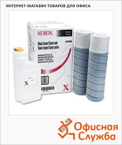 Тонер-картридж Xerox 006R01046, черный, 2шт/уп