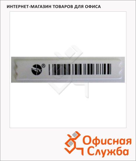 Этикетки-пломбы Sensormatic LE белые, 10х44мм, 5000 шт