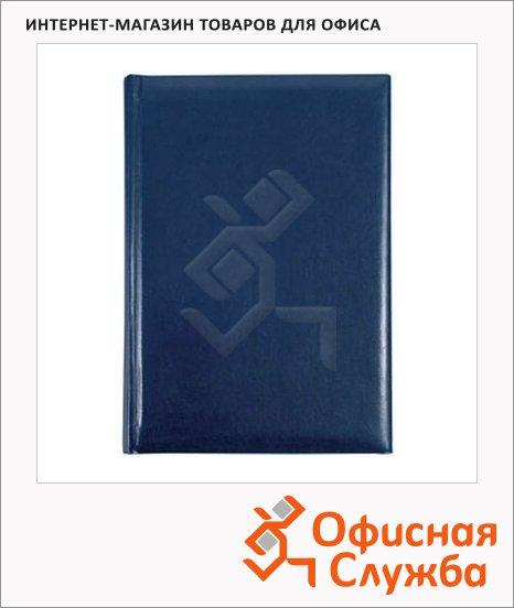 Ежедневник недатированный Альт Ideal синий, А5, 136 листов