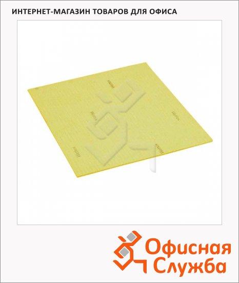 Салфетка хозяйственная Vileda Pro Веттекс Классик 17х20см, желтая, 111683