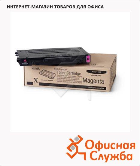 фото: Тонер-картридж Xerox 106R00681 пурпурный