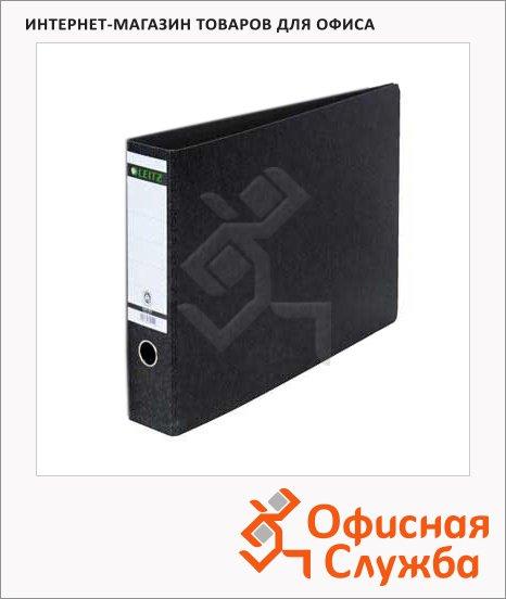 Папка-регистратор А3 Leitz черная, 75 мм, 10730000