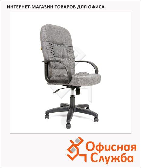 Кресло руководителя Chairman 416 20-23, серое