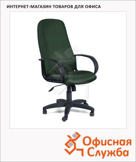 Кресло офисное Chairman 279 JP, черно-зеленое
