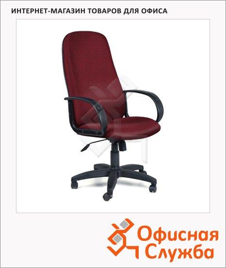 Кресло офисное Chairman 279 JP, черно-красное