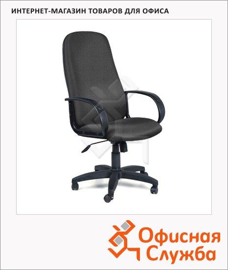 Кресло руководителя Chairman 279 ткань, TW, крестовина пластик, серая