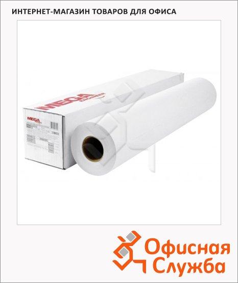 фото: Бумага широкоформатная Mega InkJet 610мм х 45м 80г/м2, белизна 146%CIE