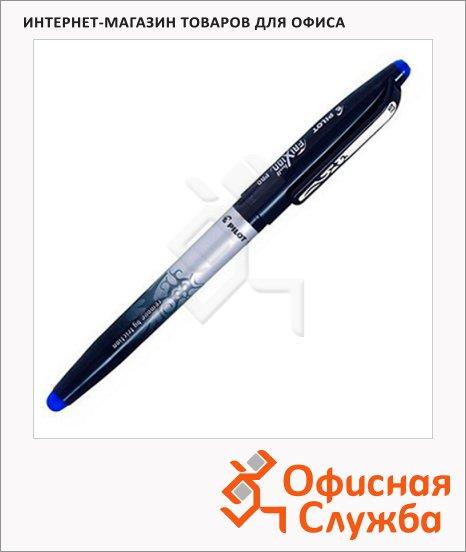 Ручка гелевая Pilot BL-FRO-7 синяя, 0.35мм, с ластиком, BL-FRO7