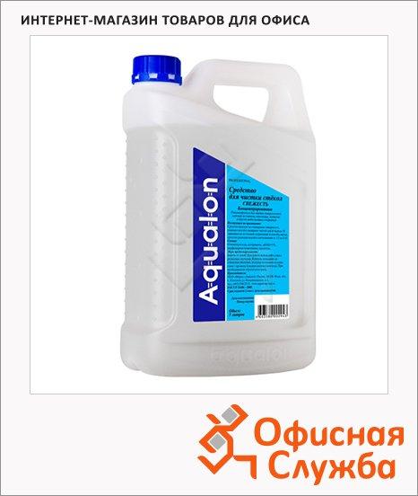 фото: Чистящее средство для стекол Aqualon 5л свежесть, жидкость