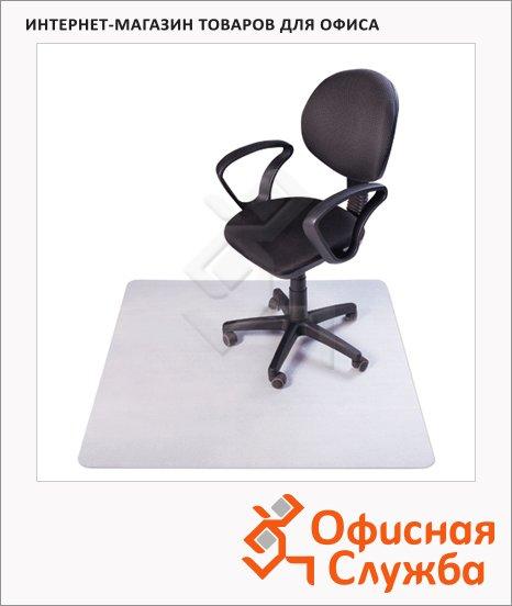 Коврик под кресло Floortex квадратный 1200х1200мм, 1,9мм, 600960, для гладкой поверхности