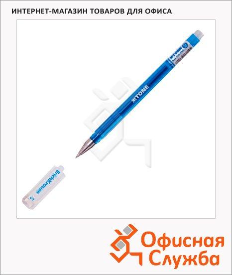 Ручка гелевая Erich Krause G-Tone синяя, 0.5мм
