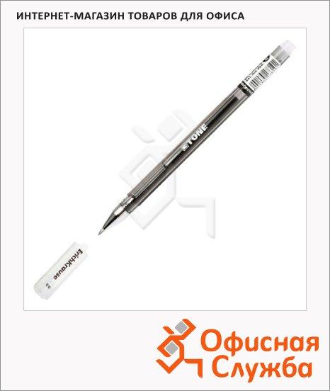 Ручка гелевая Erich Krause G-Tone черная, 0.5мм