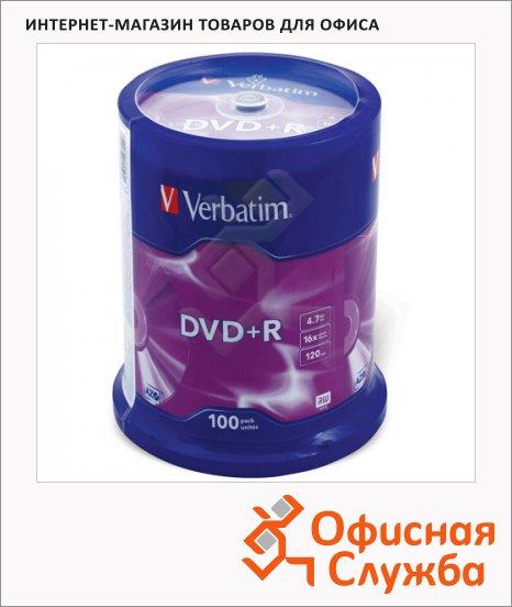 фото: Диск DVD+R 16х, Cake Box