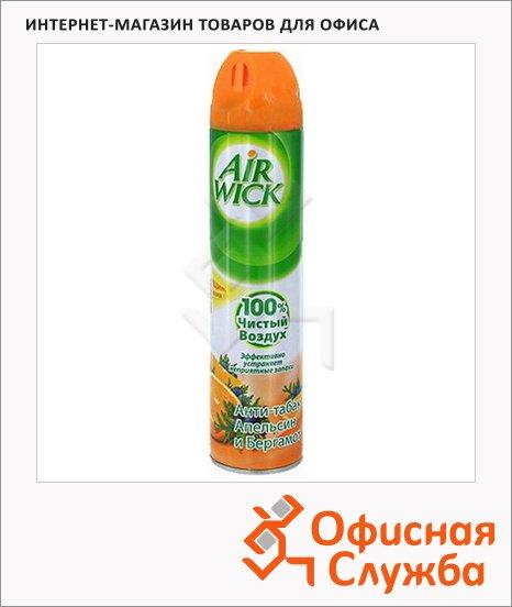 Освежитель воздуха аэрозоль Air Wick апельсин и бергамот, 240мл