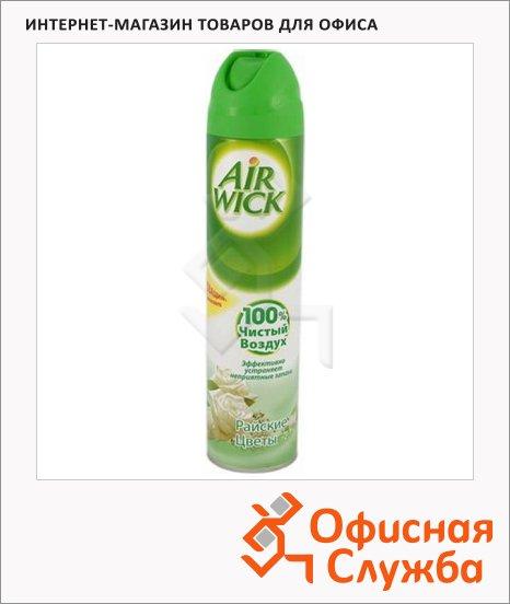 Освежитель воздуха аэрозоль Air Wick райские цветы, 240мл