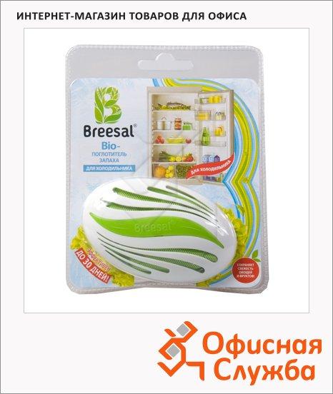 фото: Поглотитель запаха для холодильников Breesal Bio 80г