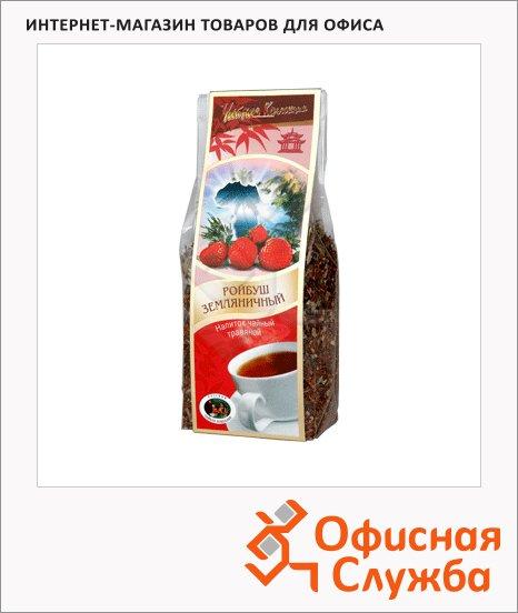 фото: Чай Ройбуш Земляничный листовой, травяной, 100 г