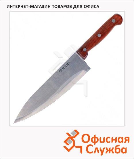 Нож кухонный Attribute Country 20см, универсальный