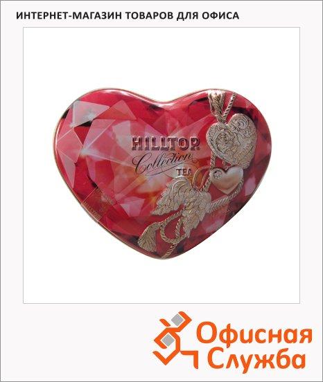 Чай Hilltop С любовью, черный, листовой, 100 г, ж/б