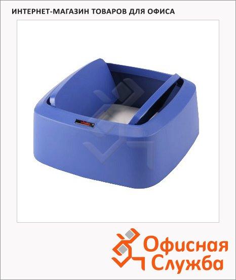 фото: Крышка для контейнера Ирис Маятник маятник, прямоугольная, синий