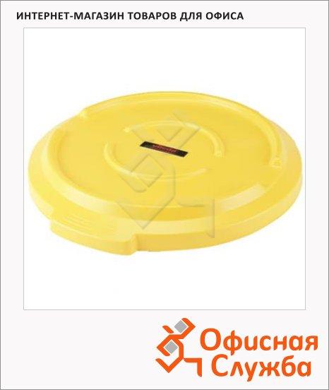 фото: Крышка для контейнера Титан желтая 137712