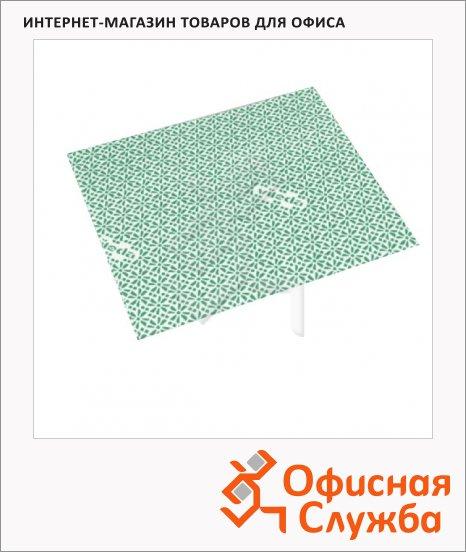 Салфетка хозяйственная Vileda Pro ВайПро Антибак 36х42см, зеленая, 137006