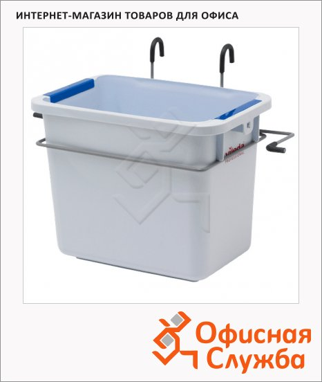 Дополнительный контейнер Vileda Pro УльтраСпид для тележки 2х25л, 6л, 511205