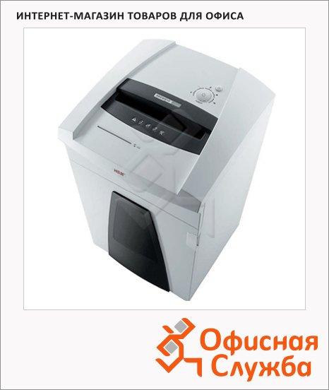 Офисный шредер Hsm Securio P36-3.9, 39 листов, 145 литров, 2 уровень секретности