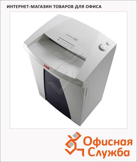 Офисный шредер Hsm Securio B32-4.5х30, 19 листов, 82 литра, 3 уровень секретности