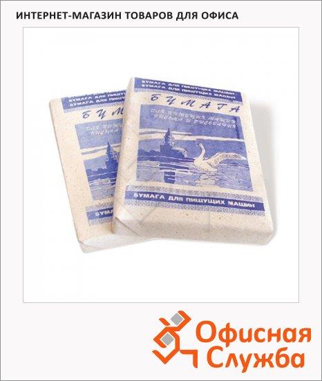 фото: Бумага писчая Кондопога А4 500 листов, 50г/м2, белизна 68%