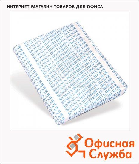 фото: Бумага писчая Туринск А4 65г/м2, белизна 92%, 250 листов