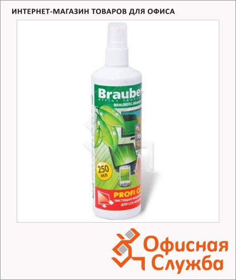фото: Спрей для чистки экрана Brauberg Profi Clean 250 мл