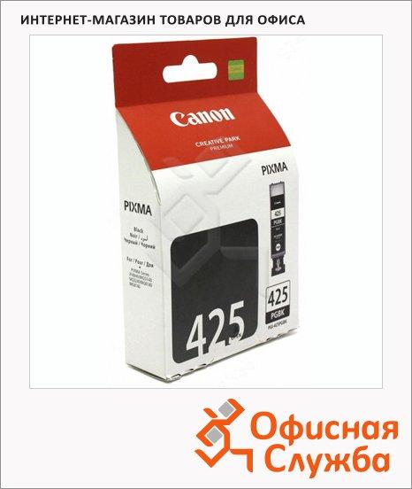Картридж струйный Canon PGI-425PGBK, черный, (4532B007)