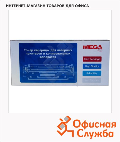 Тонер-картридж Mega Q6002A, желтый