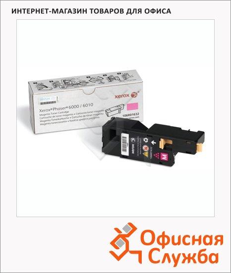 фото: Тонер-картридж Xerox 106R01632 пурпурный
