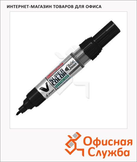 Маркер перманентный Pilot SCA-VSC-MC-R черный, круглый наконечник, 1-3мм