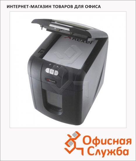 фото: Офисный шредер Rexel Auto 100+ 100 листов, 27 литров, 3 уровень секретности
