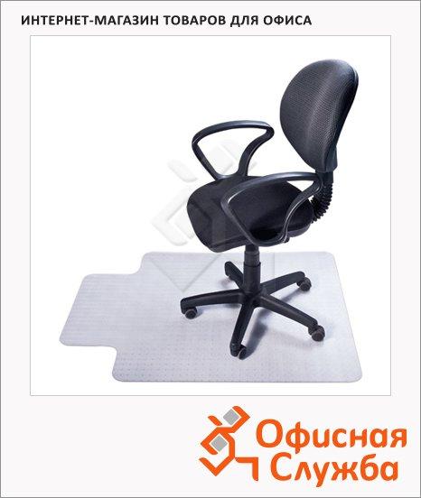 Коврик под кресло Clear Style Т-образный 1200х1500мм, 2мм, для гладкой поверхности, 1454