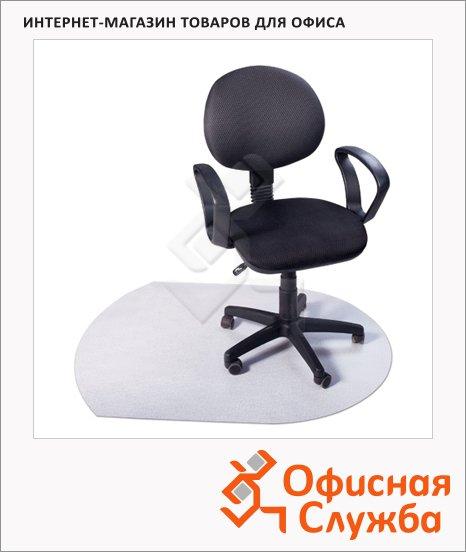 фото: Коврик под кресло Clear Style U-образный 990х1250мм 2.3мм, 1653, для коврового покрытия
