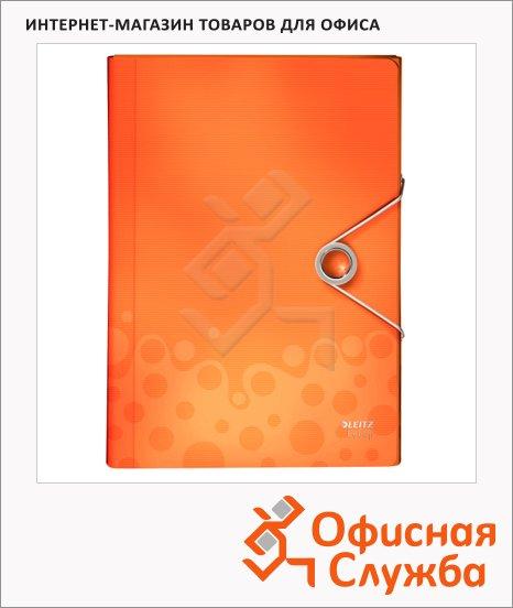 фото: Папка-органайзер Leitz Bebop оранжевая 45790045