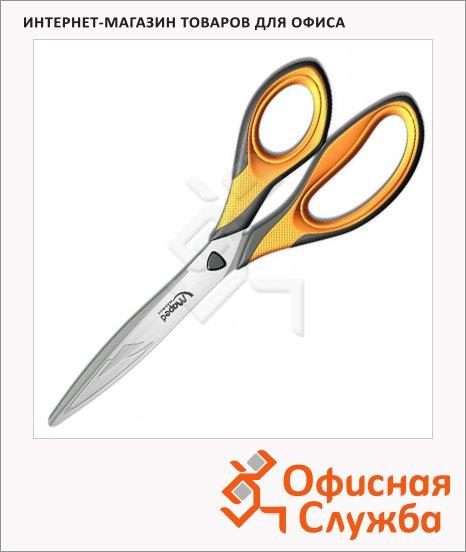 Ножницы Maped Ultimate 21см, серо-оранжевые, 697710