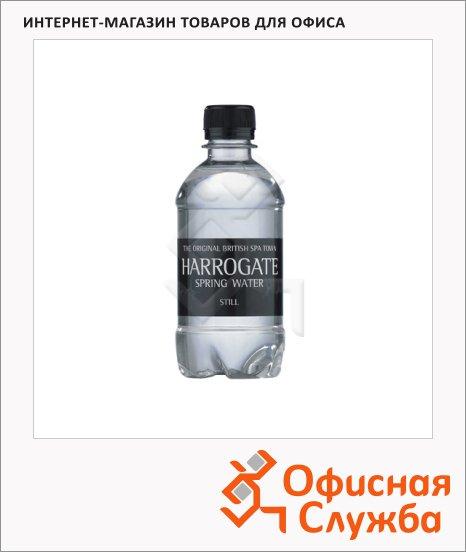 Вода питьевая Harrogate без газа, ПЭТ, 0.33л
