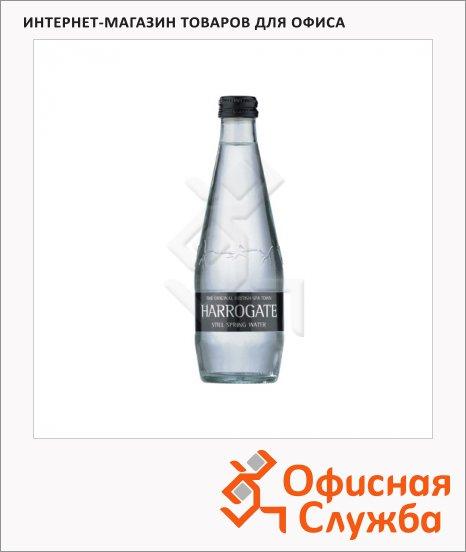 Вода питьевая Harrogate без газа, стекло, 0.33л