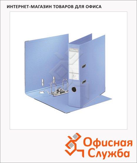 фото: Папка-регистратор А4 Esselte №1 Power Solea голубая 75 мм, 231036