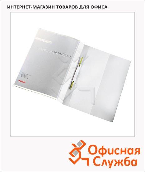 Скоросшиватель пластиковый Esselte Панорама белый, А4, 28362