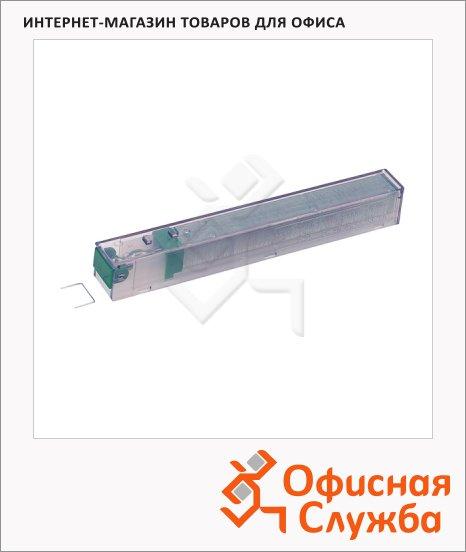 Скобы для степлера Leitz К8 №26/10, 210 шт, зеленая упаковка, 55930000
