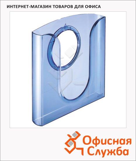 Лоток навесной для бумаг Leitz Элемент А4, голубой, 5401-34