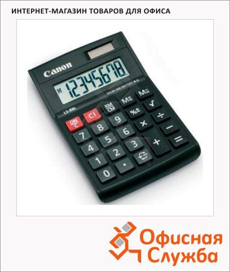 Калькулятор настольный Canon LS-88L черный