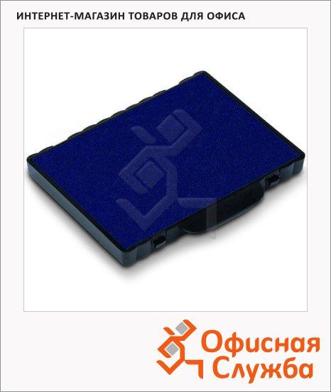 Сменная подушка прямоугольная Trodat для Trodat 5480/5485/5208/4208, 6/58, синяя